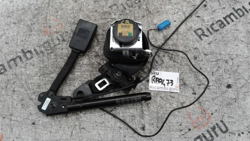 Cintura sicurezza Anteriore Destra Land rover discovery 3