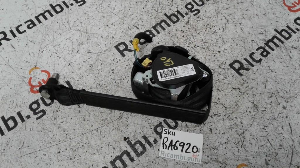 Cintura sicurezza Anteriore Sinistra Fiat doblo