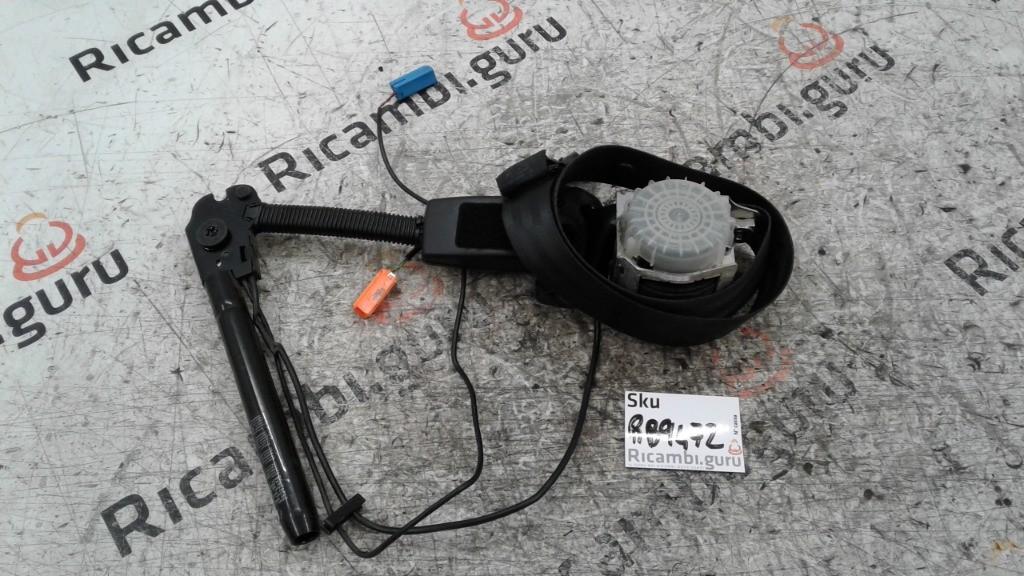 Cintura sicurezza Anteriore Sinistra Land rover discovery 3