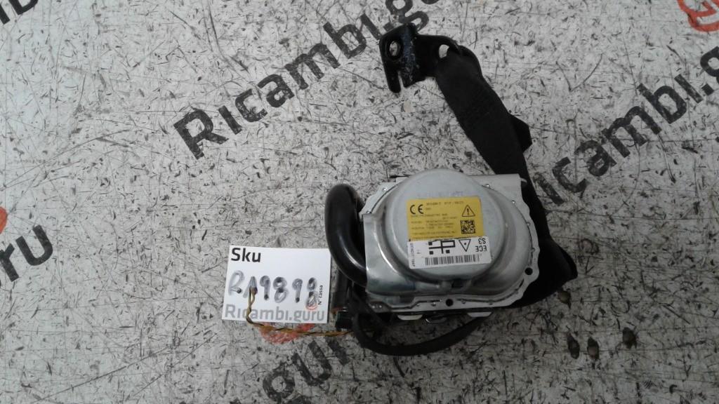 Cintura sicurezza Posteriore Sinistra Bmw x1