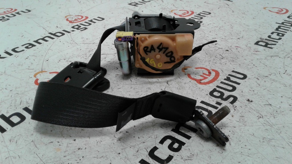 Cintura sicurezza Posteriore Sinistra Opel insignia station