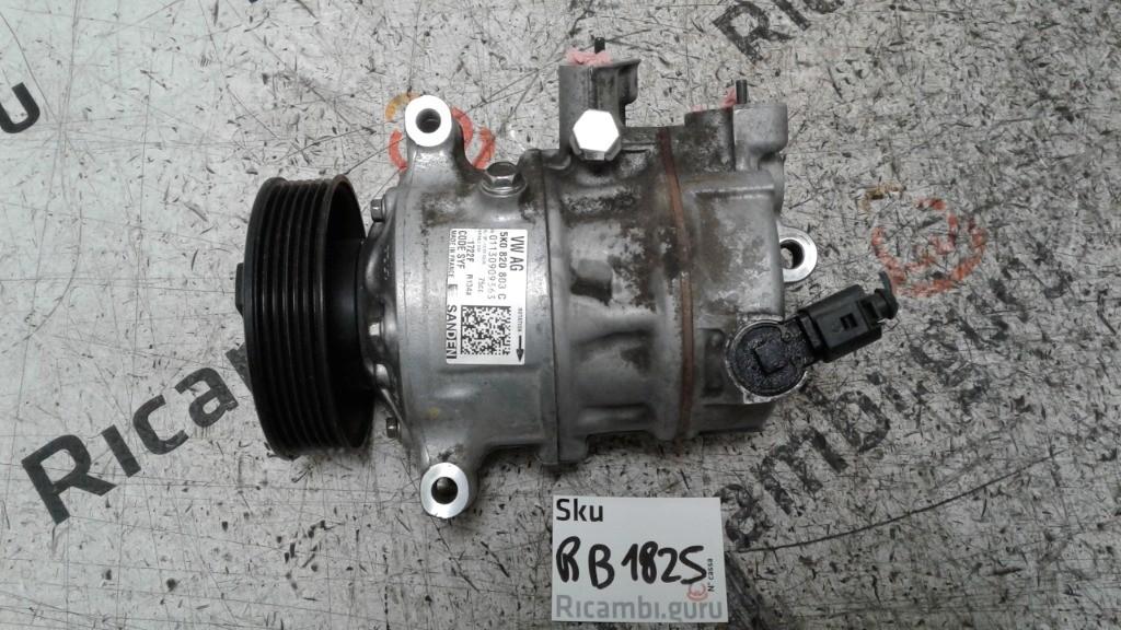Compressore Clima Audi a1 sportback