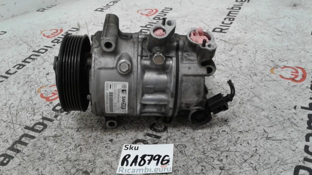 Compressore Clima Audi a3 cabrio