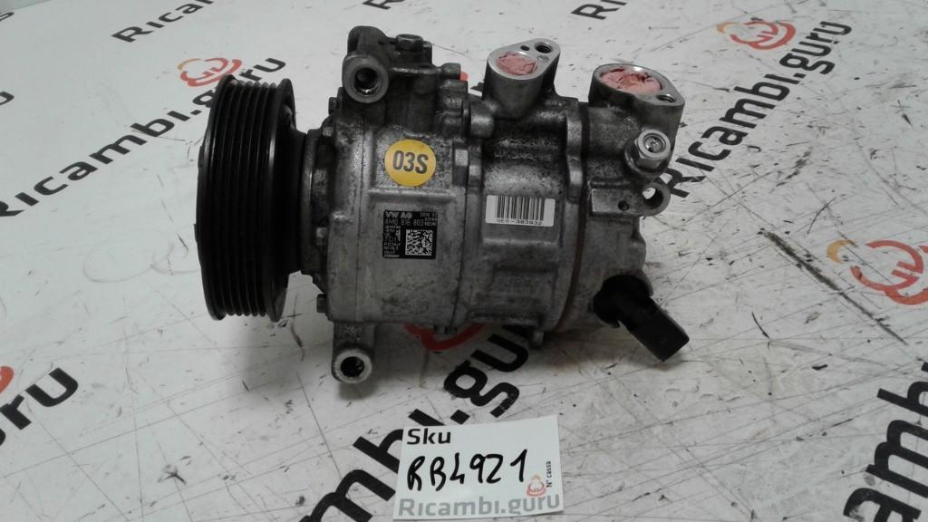 Compressore Clima Audi a4