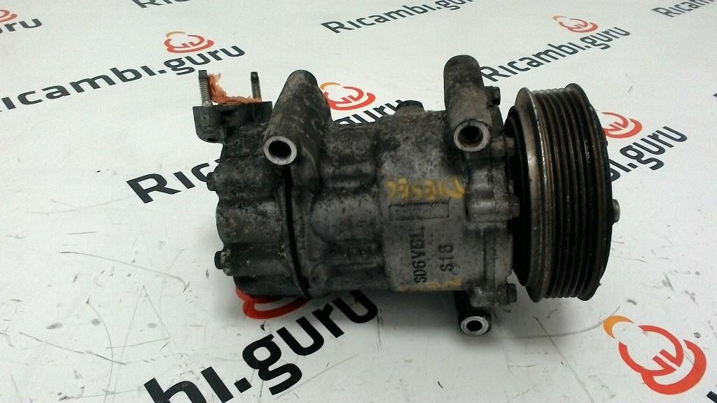 Compressore A/C Citroen c3