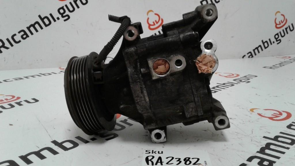 Compressore Clima Fiat 500 cabrio