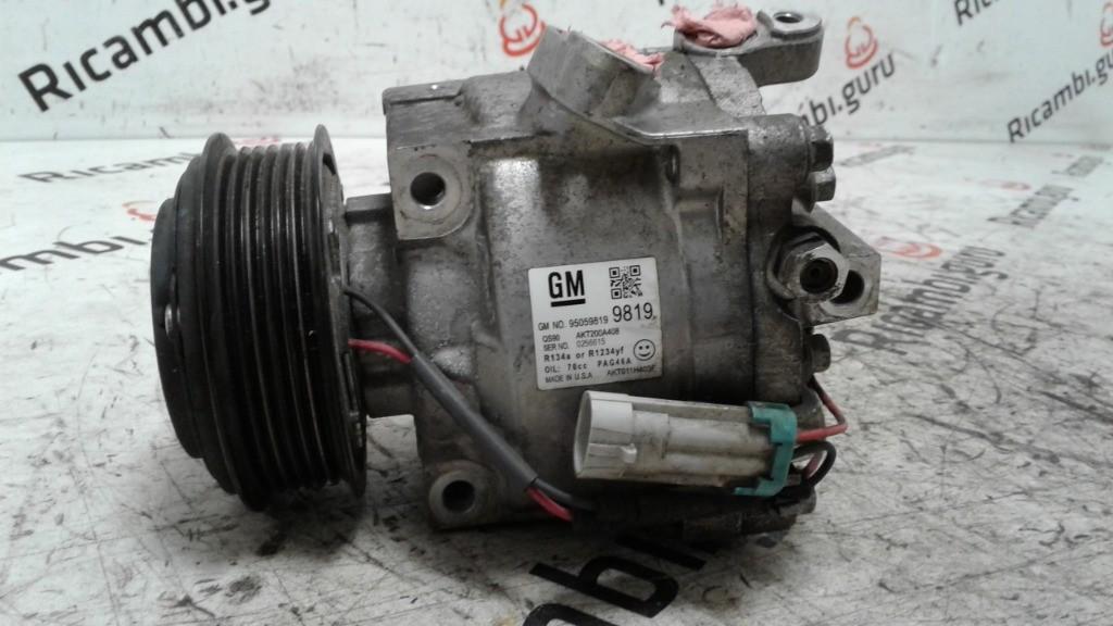 Compressore Clima Opel adam