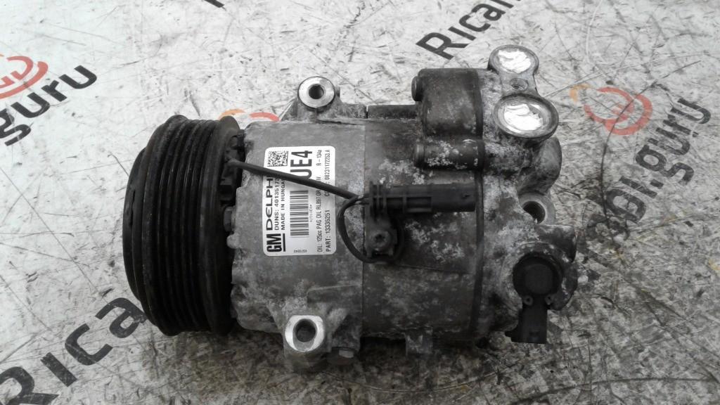 Compressore Clima Opel meriva