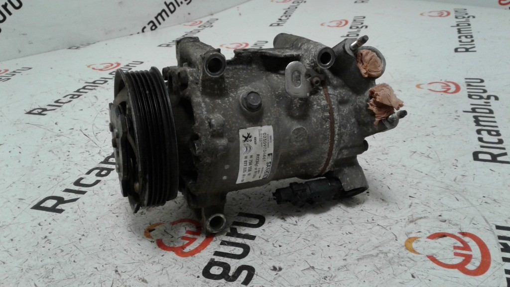 Compressore Clima Peugeot 2008
