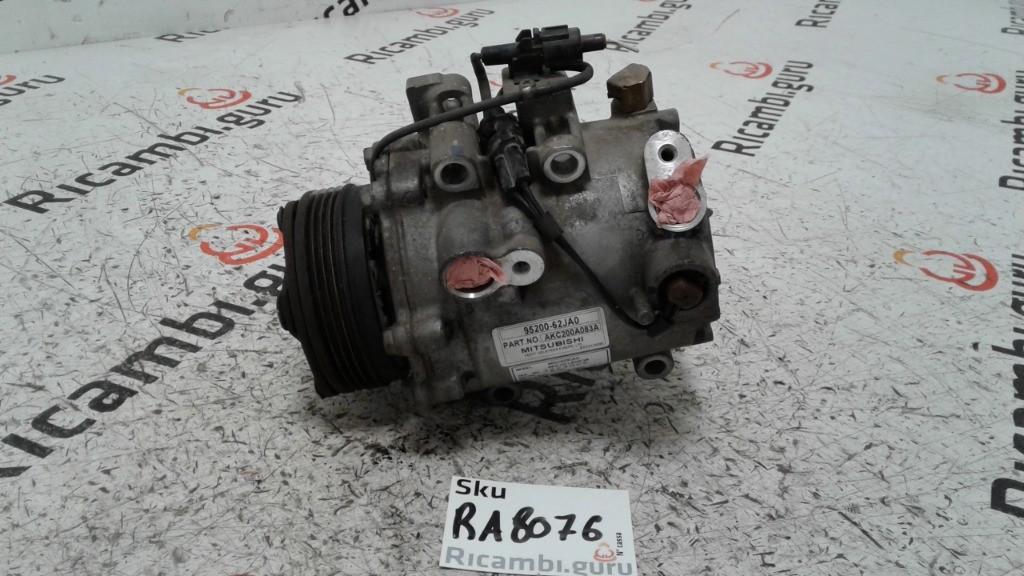 Compressore Clima Suzuki sx4