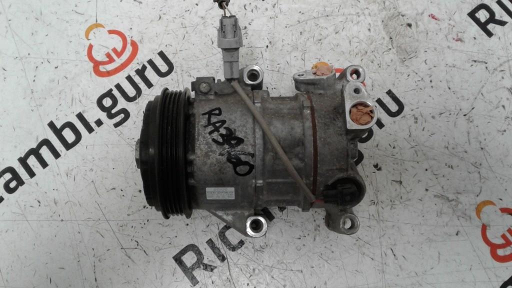 Compressore Clima Toyota yaris
