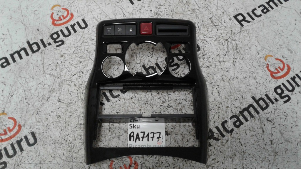 Console centrale Citroen c3 picasso