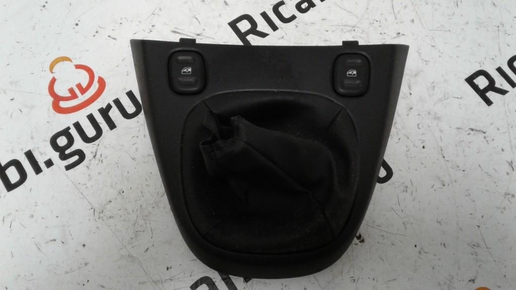 Console centrale Fiat panda