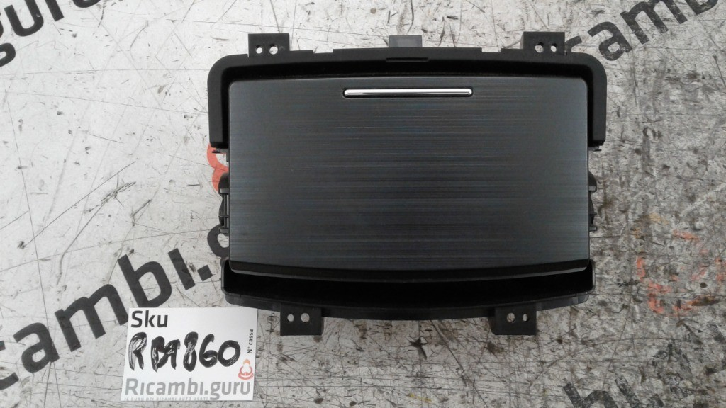 Cassetto Portaoggetti Console centrale Subaru outback
