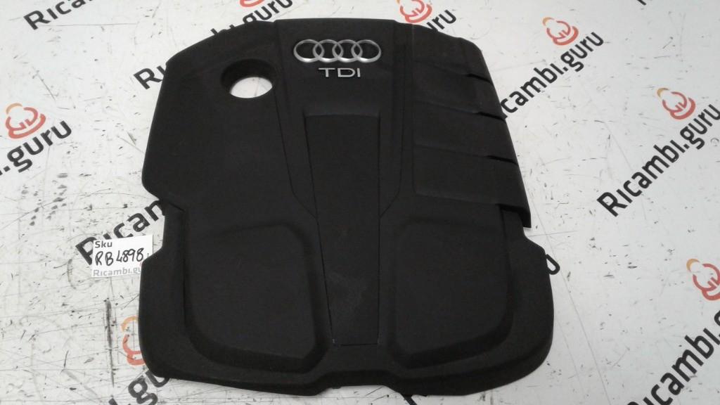 Coperchio motore Audi a4