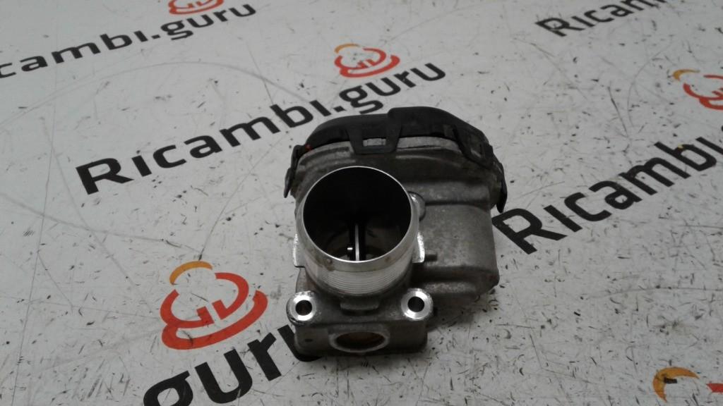 Corpo farfallato Peugeot 2008