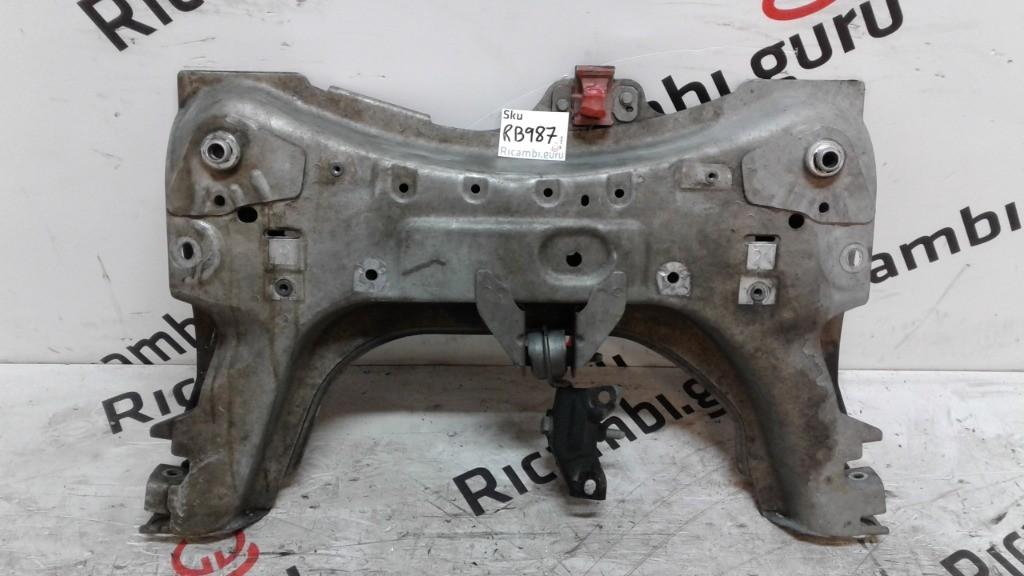 Culla motore Renault clio