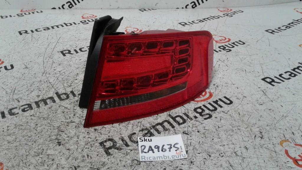 Fanale Led Posteriore Destro Audi a4 berlina