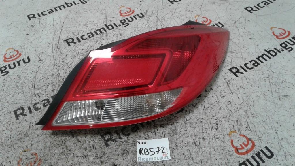 Fanale Posteriore Destro Opel insignia