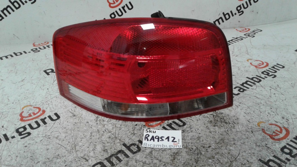 Fanale Posteriore Sinistro Audi a3