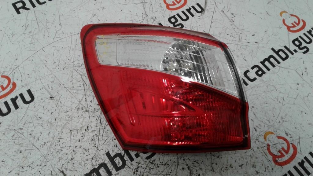 Fanale Posteriore Sinistro Nissan qashqai