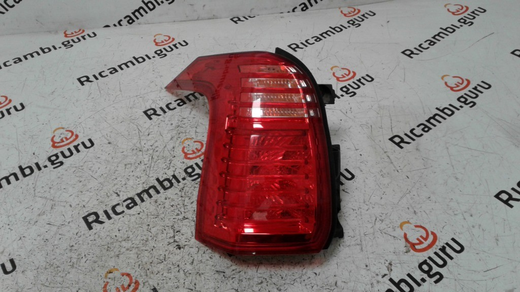 Fanale Posteriore Sinistro Peugeot 5008