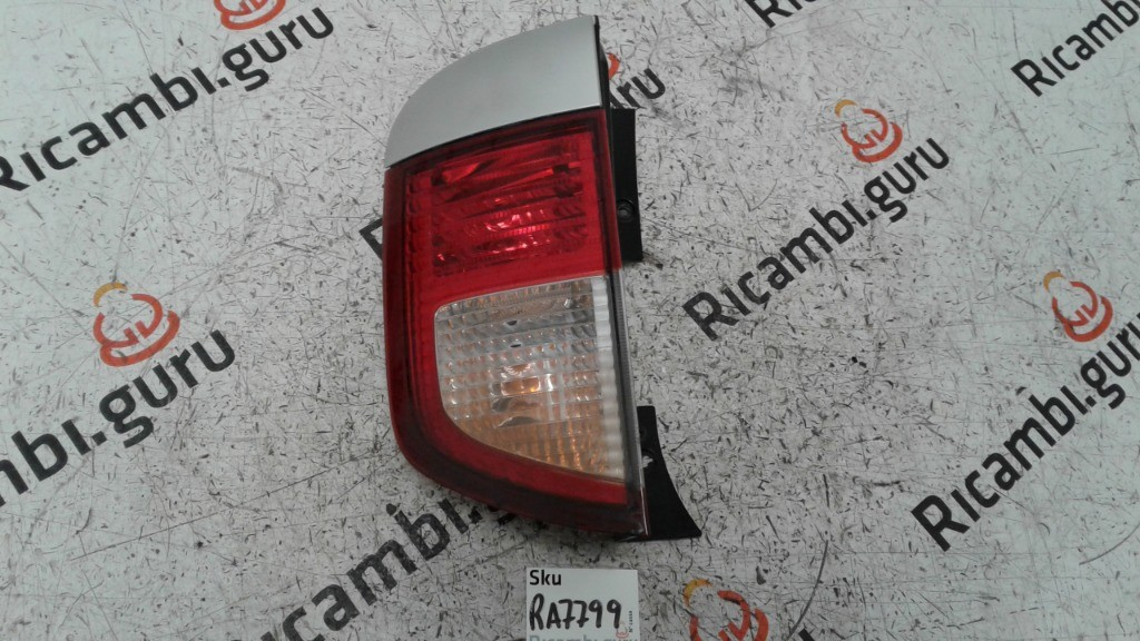 Fanale Posteriore Sinistro Ssangyong kyron