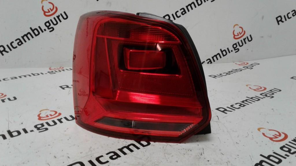 Fanale Posteriore Sinistro Volkswagen polo