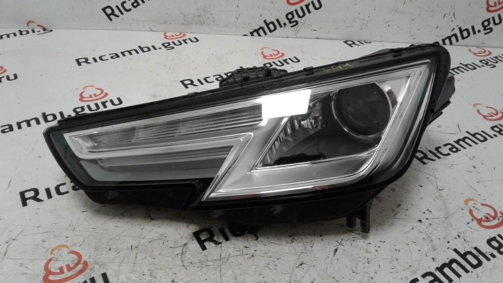 Fanale Xenon Anteriore Sinistro Audi a4