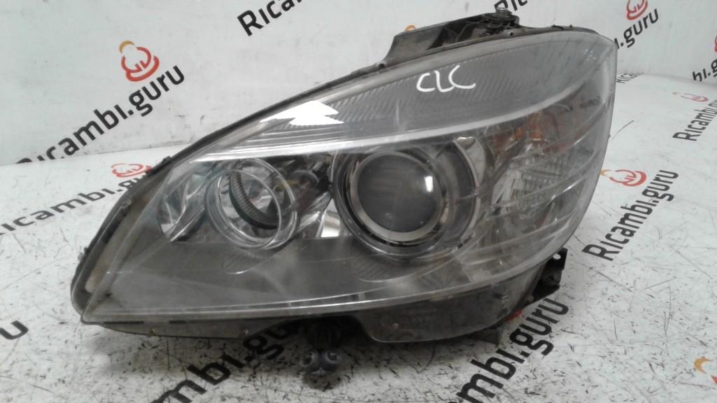Fanale Xenon Anteriore Sinistro Mercedes classe c