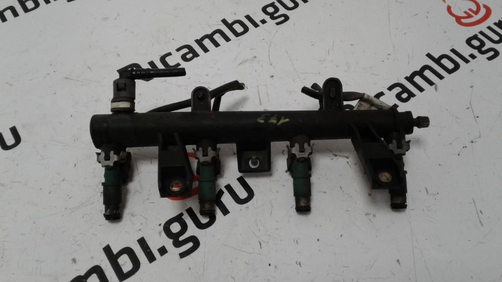 Flauto iniettori Citroen c3
