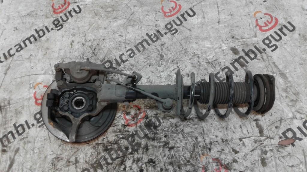 Fusello con Ammortizzatore Anteriore Destro Nissan qashqai