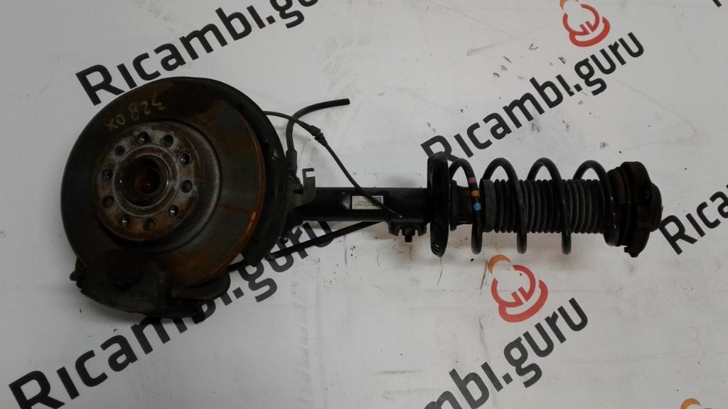 Fusello con Ammortizzatore Anteriore Destro Volkswagen golf 6