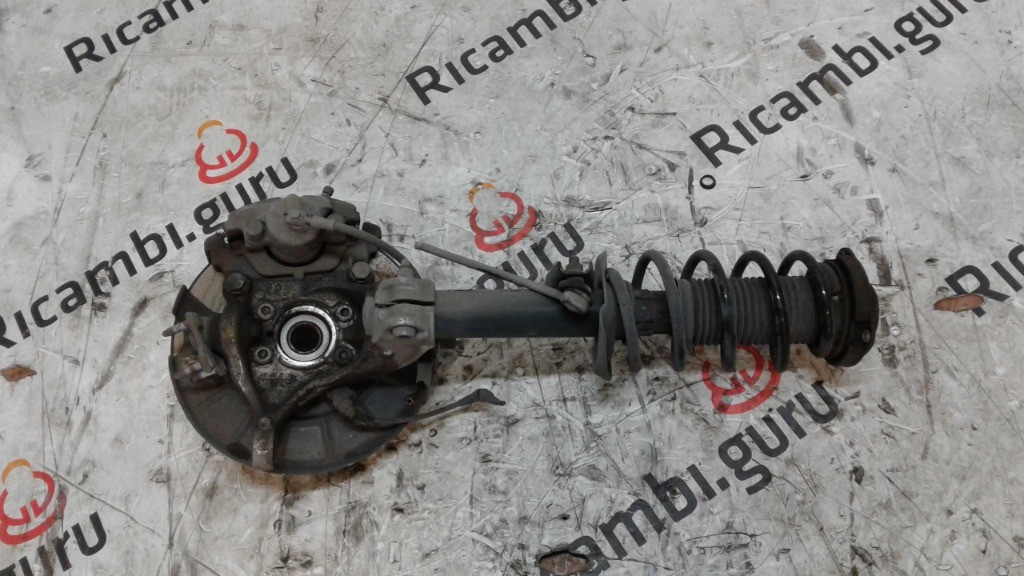 Fusello con Ammortizzatore Anteriore Destro Volkswagen passat