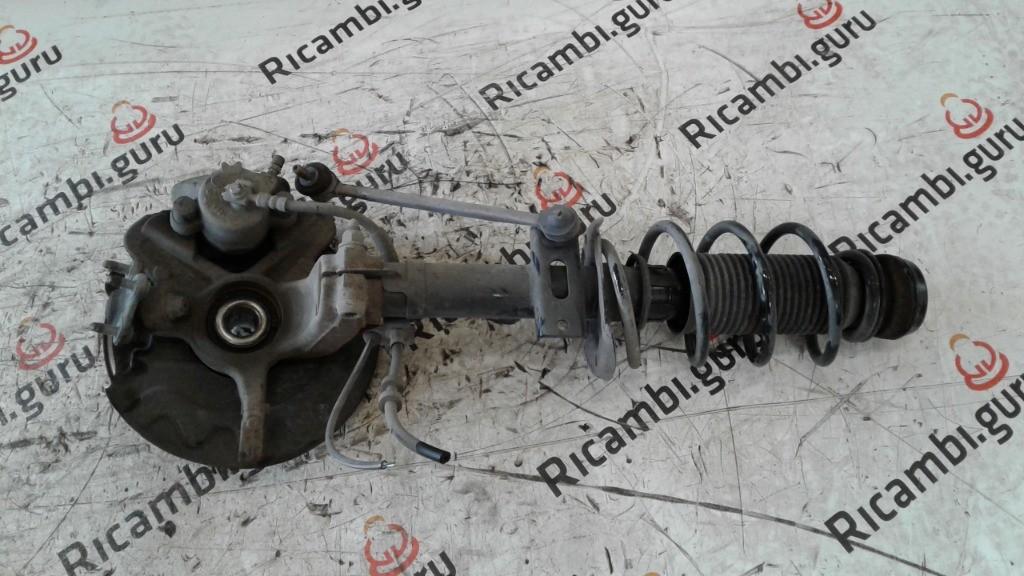 Fusello con Ammortizzatore Anteriore Destro Volkswagen polo