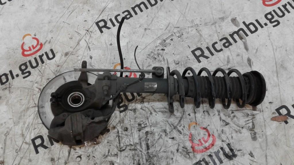 Fusello con Ammortizzatore Anteriore Sinistro Citroen c3 picasso