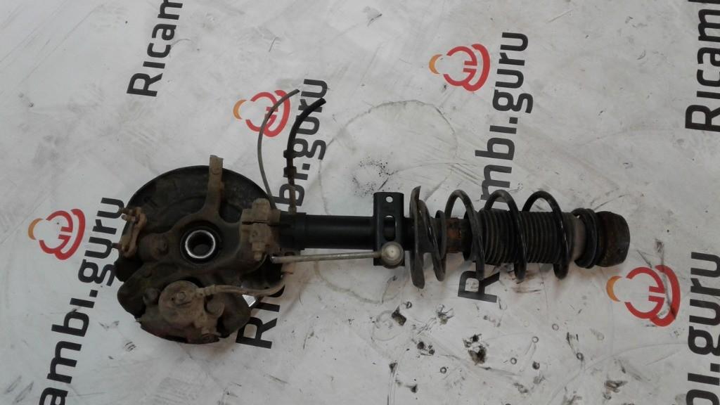 Fusello con Ammortizzatore Anteriore Sinistro Volkswagen polo