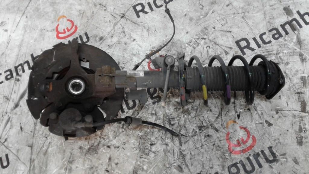 Fusello con Ammortizzatore Anteriore Sinistro Volvo v50