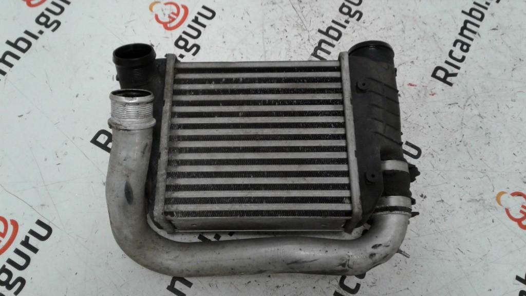 Intercooler Sinistro Audi a6 allroad