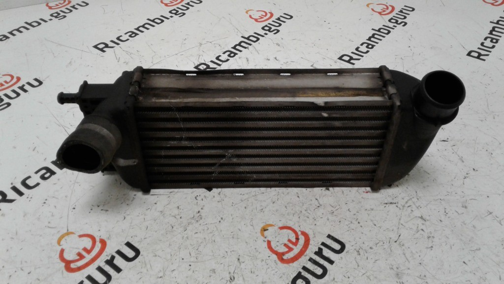 Intercooler Fiat 500