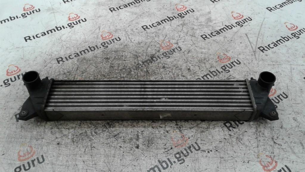 Intercooler Fiat sedici