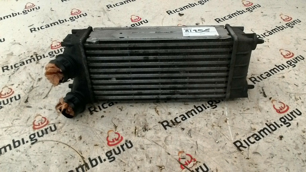Intercooler Peugeot partner