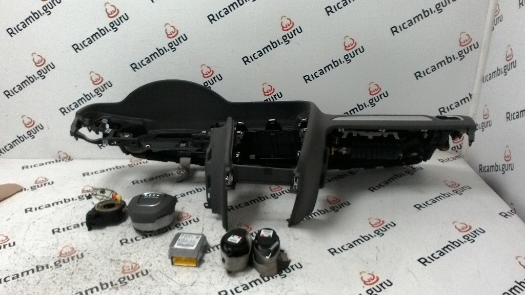 KIT airbag completo Audi a4