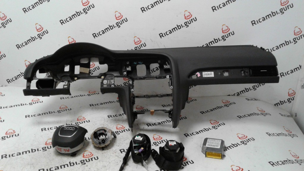 KIT airbag completo Audi a6 4F