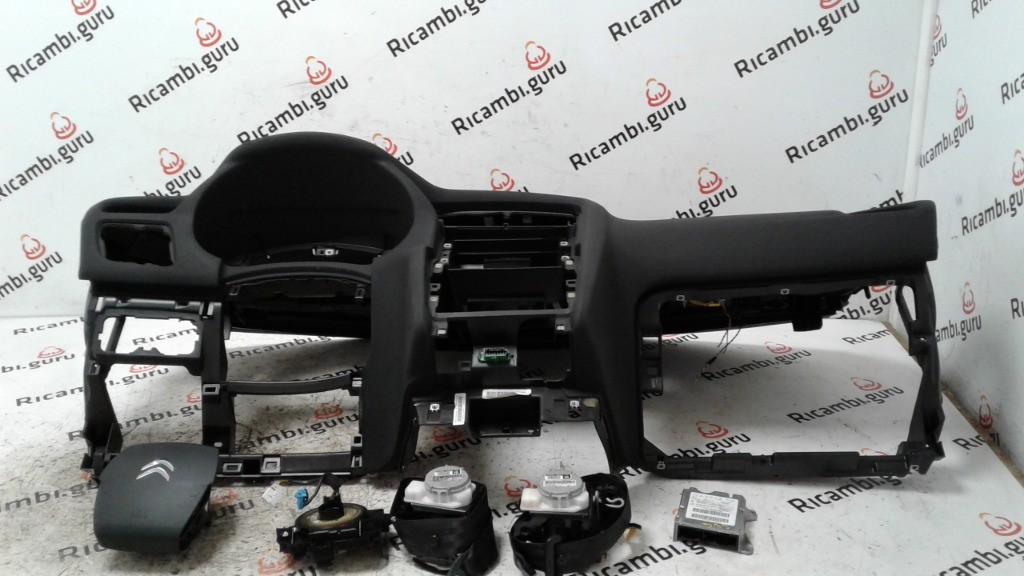 KIT airbag completo Citroen c4