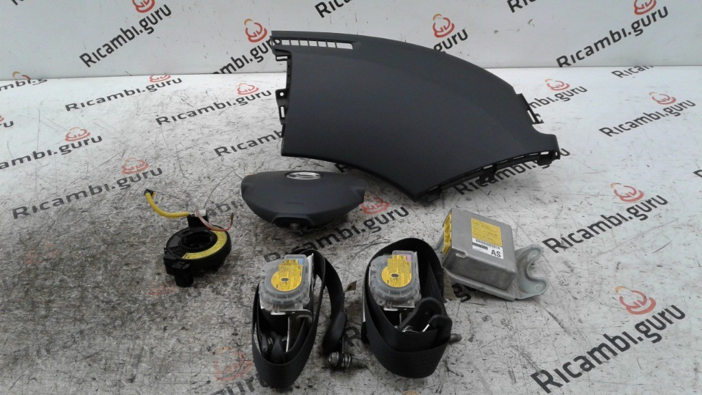 KIT airbag completo Daihatsu materia