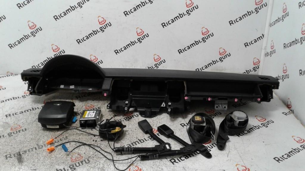 KIT airbag completo range rover sport