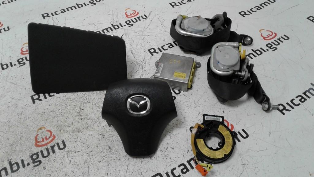 KIT airbag completo Mazda 6