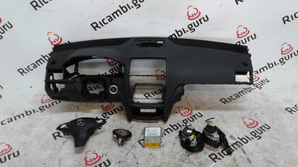 KIT airbag completo Mercedes classe c