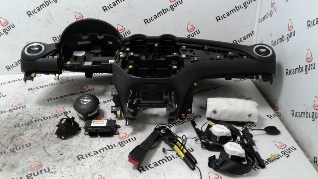 KIT airbag completo Opel adam